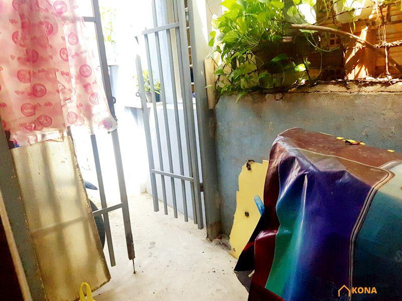 Nhà đường Tôn Thất Thuyết quận 4 51m2