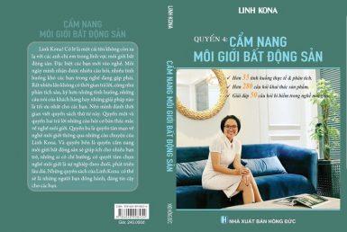 Sách Nghề môi giới bất động sản quyển 4 Linh Kona