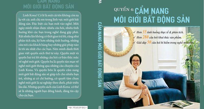 Sách 'Cẩm nang môi giới bất động sản' – Quyển 4 – Linh Kona