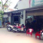 Nhà đường Bến Vân Đồn quận 4 5.6x12m
