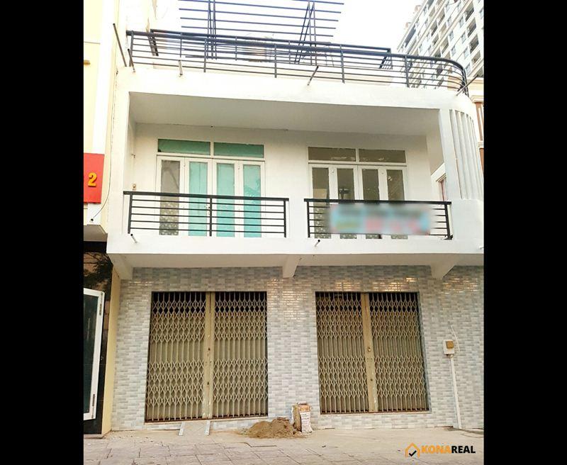 Nhà đường Bến Vân Đồn quận 4 8x5m