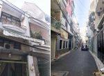 Nhà đường Cô Bắc quận Phú Nhuận 3.1x11.6m