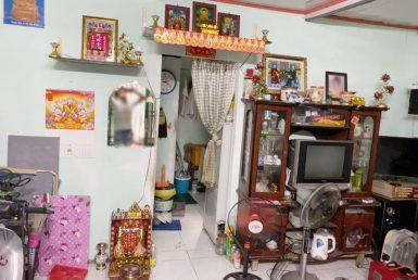 Nhà đường Đoàn Văn Bơ quận 4 4.53x5.84m