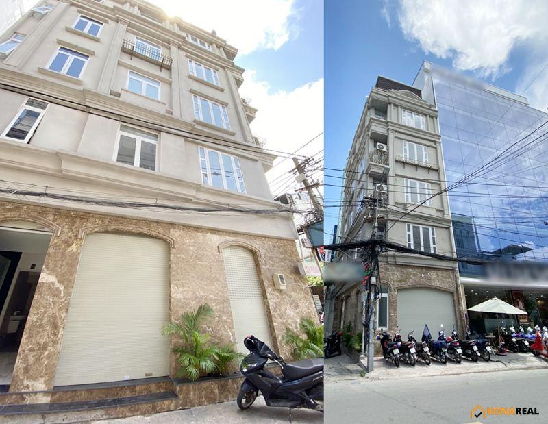 Nhà đường Hoàng Dư Khương quận 10 5x11m