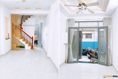 Nhà đường Phan Đình Phùng quận Phú Nhuận 3.2x10.6m