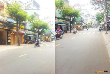 Nhà đường Vĩnh Hội quận 4 4.1x20m