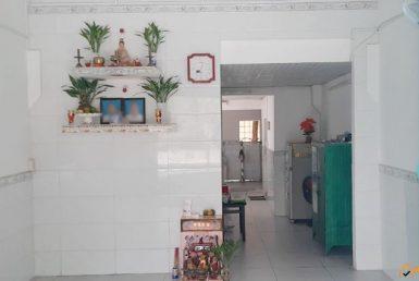 NHà cư xá Vĩnh Hội quận 4 4x10m