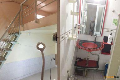 Nhà cư xá Vĩnh Hội quận 4 4x13.5m