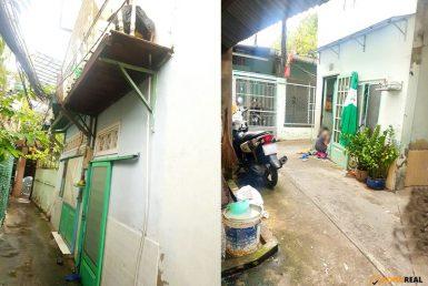 Nhà đường Bến Vân Đồn quận 4 36.1m2