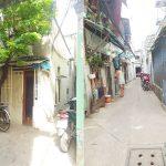 Nhà đường Hoàng Diệu quận 4 33m2