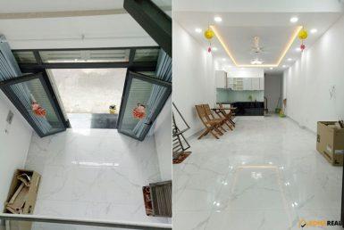 Nhà đường Nguyễn Hữu Hào quận 4 3.6x11.8m