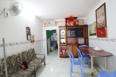 Nhà đường Nguyễn Thần Hiến quận 4 42.5m2