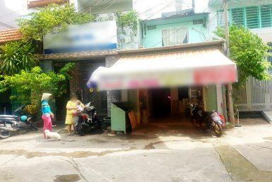 Nhà đường Lê Quốc Hưng quận 4 87.2m2