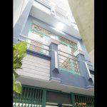 Nhà đường Nguyễn Tất Thành quận 4 39.2m2