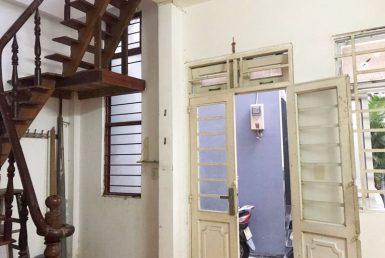 Nhà đường Tôn Thất Thuyết quận 4 20.2m2