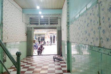 Nhà đường Vĩnh Hội quận 4 3x10m