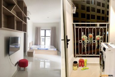Căn hộ officetel Saigon Royal quận 4 39.6m2