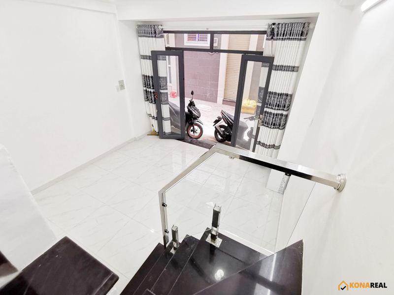 Nhà đường Nguyễn Văn Đậu quận Bình Thạnh 22m2