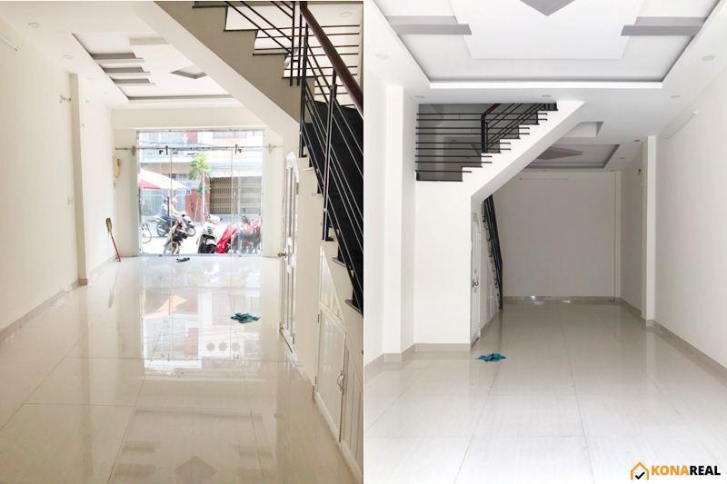 Nhà đường Vĩnh Hội quận 4 4x10m