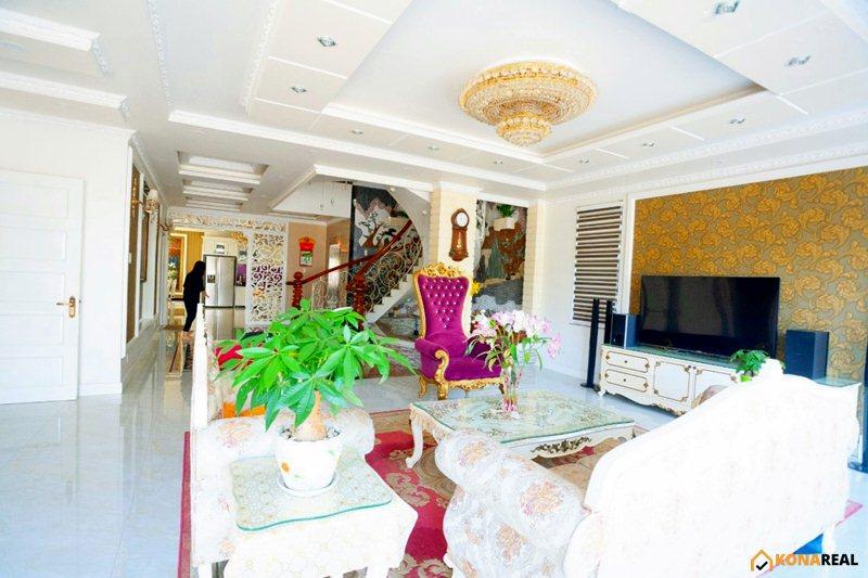 Biệt thự KDC Phong Phú 5 Bình Chánh 526.5m2