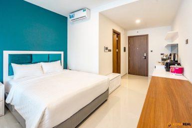 Căn hộ officetel Saigon Royal quận 4 34.5m2