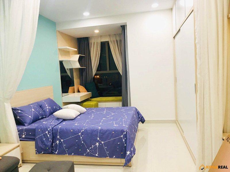 Căn hộ officetel Saigon Royal quận 4 34.8m2