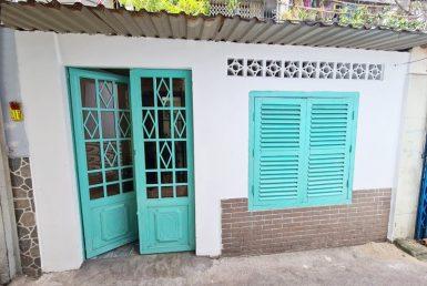 Nhà cư xá Vĩnh Hội quận 4 45.9m2