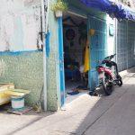 Nhà đường Bến Vân Đồn quận 4 31.6m2