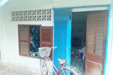Nhà đường Bến Vân Đồn quận 4 56.8m2