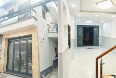 Nhà đường Lâm Văn Bền quận 7 29.3m2