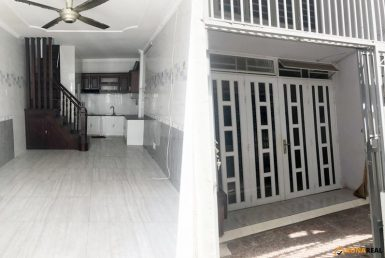 Nhà đường Lý Chính Thắng quận 3 3x11m