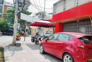 Mặt bằng đường Nguyễn Hữu Hào quận 4 4.2x16.5m