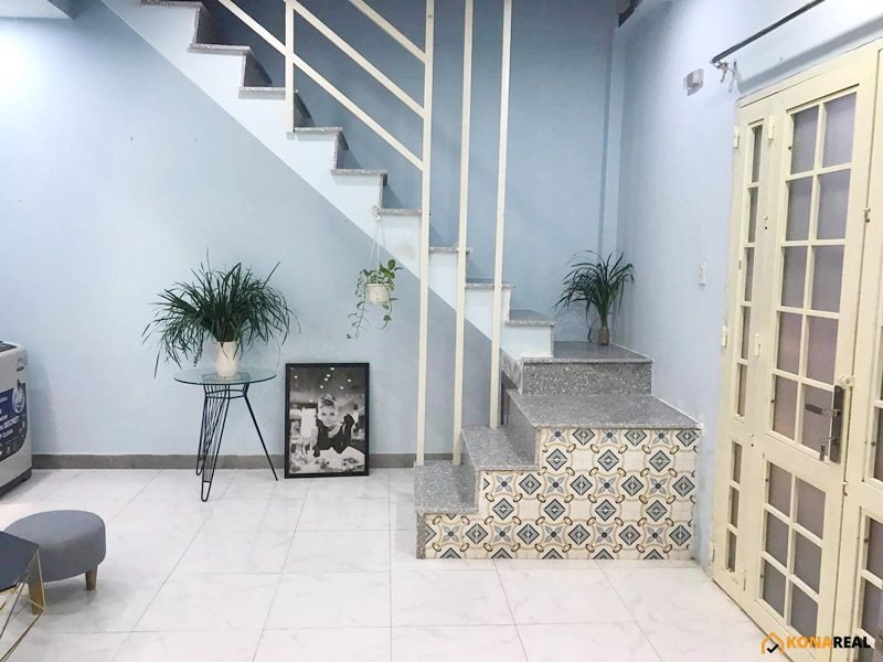 Nhà đường Nguyễn Hữu Cảnh quận Bình Thạnh 6x5.5m
