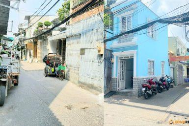 Nhà đường Tôn Đản quận 4 14.2m2
