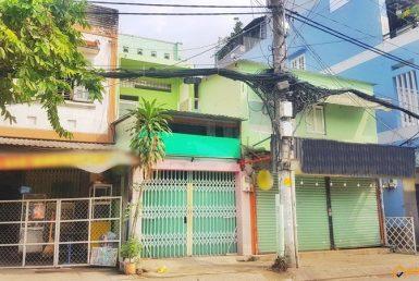Nhà đường Tôn Thất Thuyết quận 4 60m2