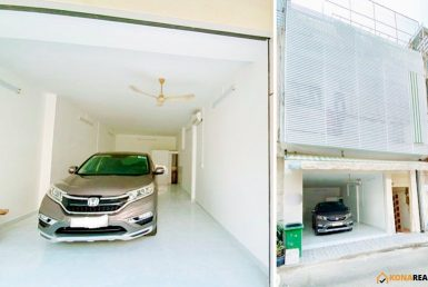 Nhà đường Võ Thành Trang quận Tân Bình 198.1m2
