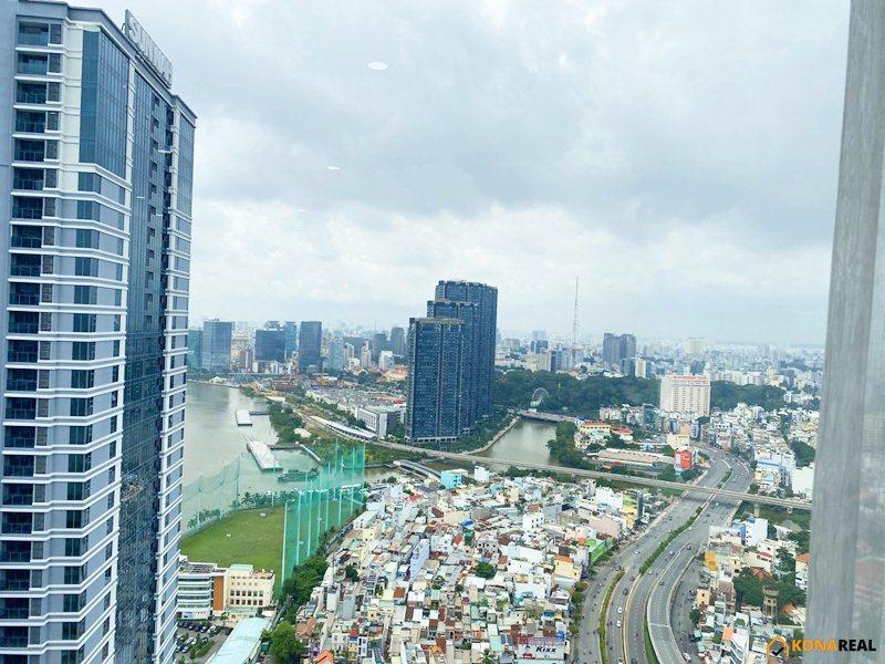 View chung cư Opal Saigon Pearl quận Bình Thạnh